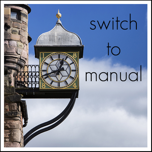 EPW Switch to Manual (Direction)