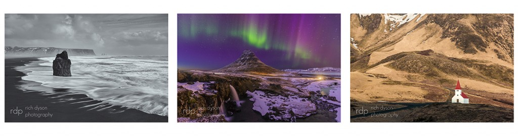 Iceland Landscape & Lights
