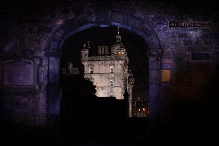 <p>Taken on an Edinburgh Photography Workshop Night Photography session.</p>