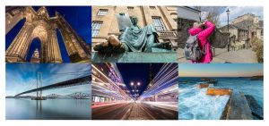 Edinburgh Photography Workshop Gift Voucher Graphic