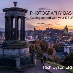 Photography Basics E-book cover by Rich Dyson LRPS