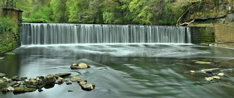 <p>Cramond Falls following attending a Switch to Manual Workshop</p>